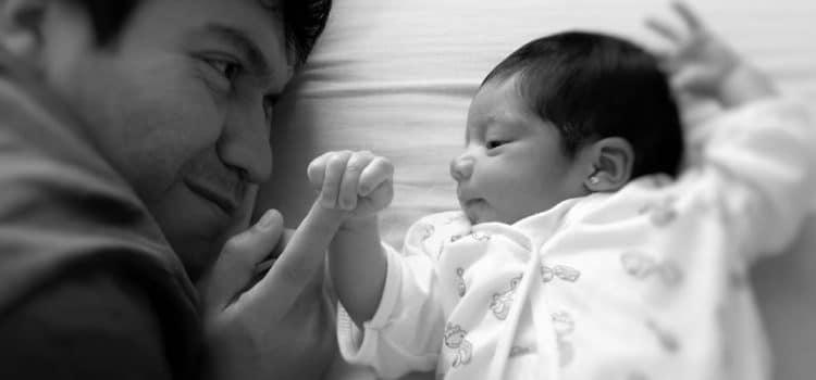Paternidad, mis primeras impresiones